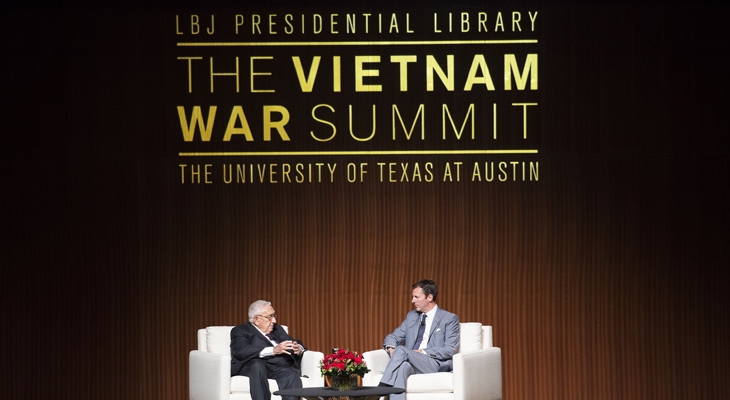 Recap: An Evening with Henry Kissinger